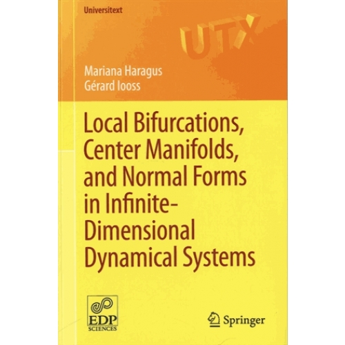 Local Bifurcations Center Manifolds, and Normal Forms in Infinite-Dimensional Dynamical Systems