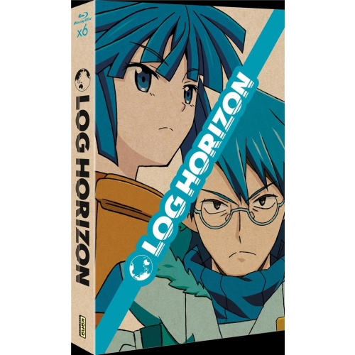 LOG HORIZON INTEGRALE SAISONS 1 & 2