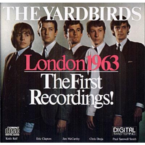LONDON (1963) : THE FIRST RECORDINGS