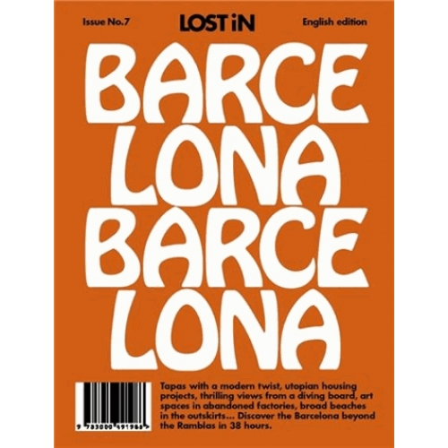 Lost In travel guide Barcelona