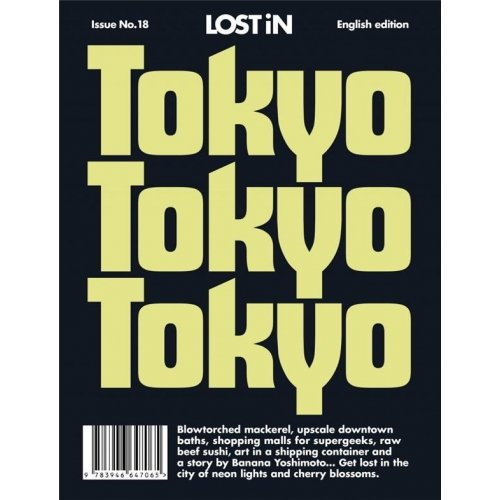 Lost In Travel guide Tokyo