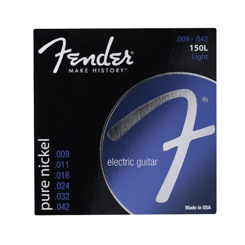Lot de 12 cordes 150L - Fender