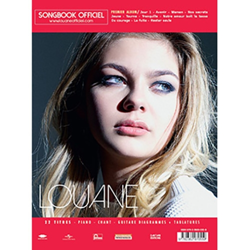 Songbook officiel - Chambre 12 Louane