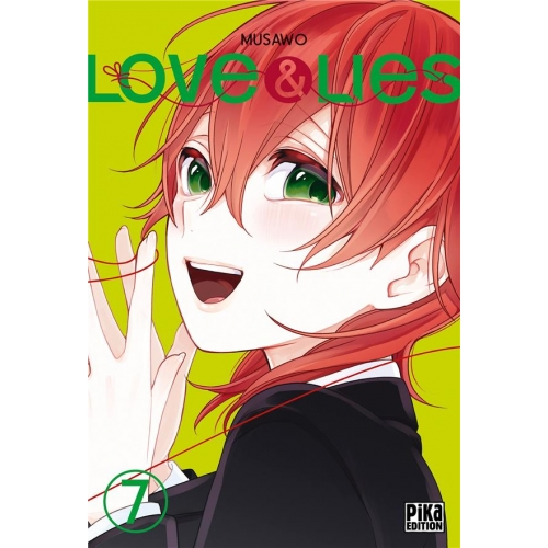 Love & Lies Tome 7