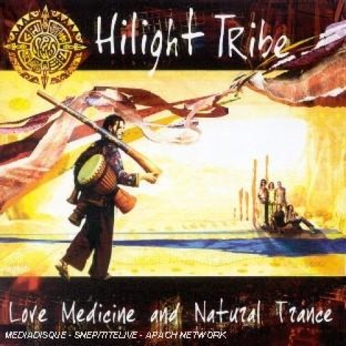 LOVE MEDICINE AND NATURAL TRANCE