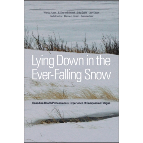 Lying Down in the Ever-Falling Snow