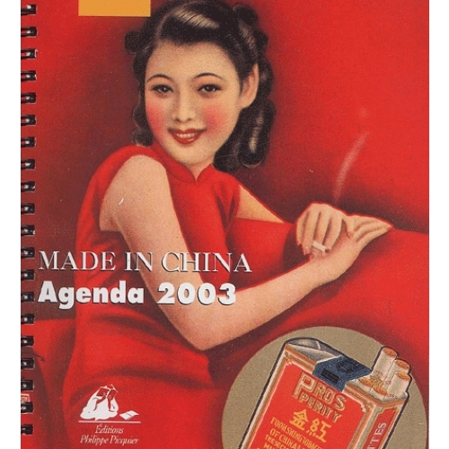 Made in China. Agenda 2003, année du mouton