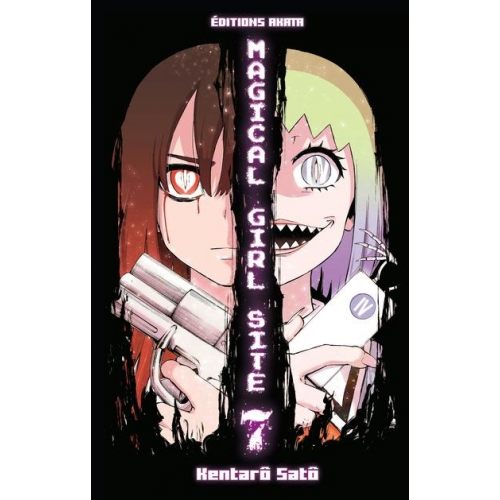 Magical girl site Tome 7