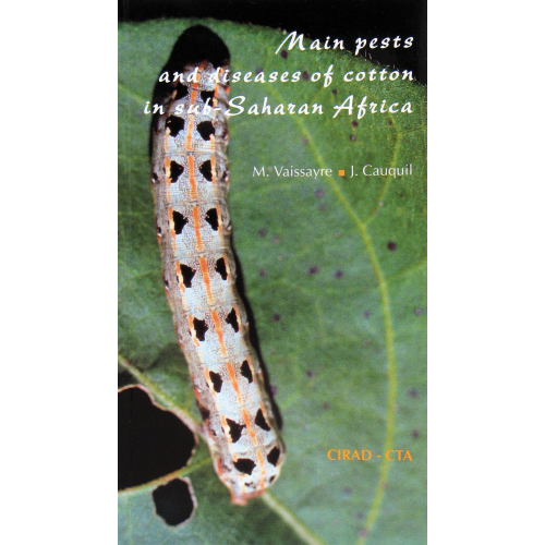 Main pests and diseases of cotton in sub-saharan Africa
