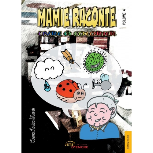 Mamie raconte - Tome 4