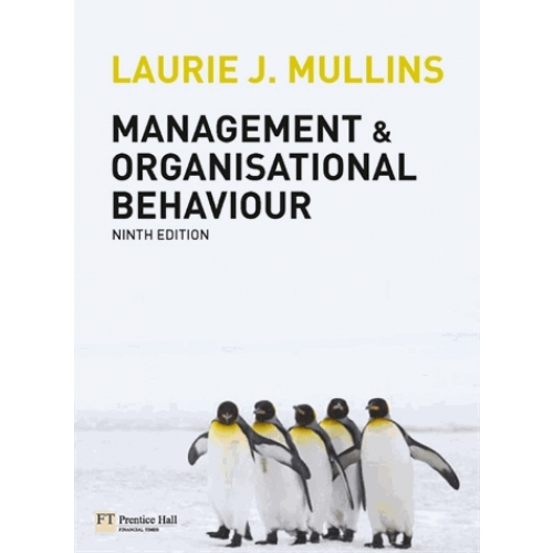 Management & Organisational Behaviour.