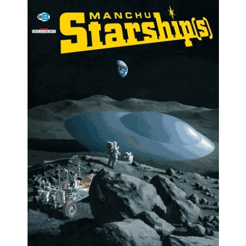 Manchu Starships - Art Book Manchu