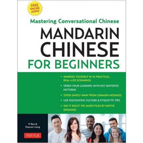 MANDARIN CHINESE FOR BEGINNERS /ANGLAIS