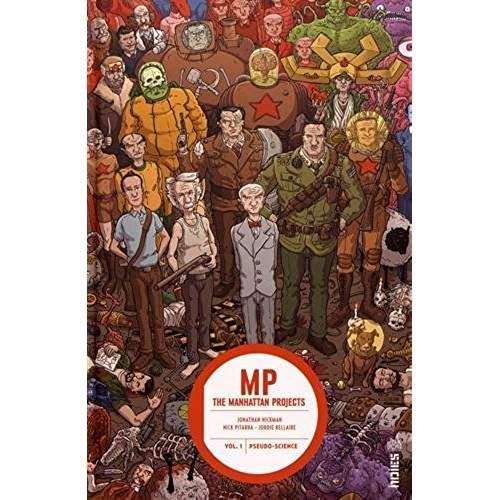 The Manhattan projects Tome 1 - Pseudo-science