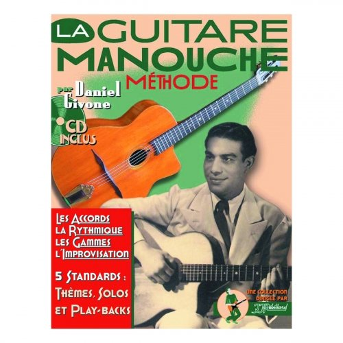La guitare manouche - méthode