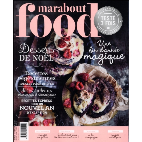 Marabout food - Tome 3
