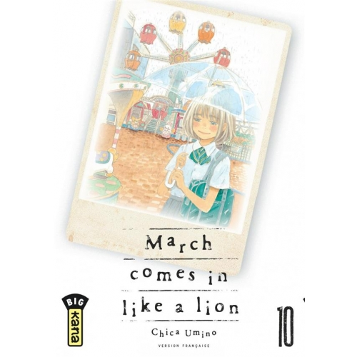 March comes in like a lion Tome 10