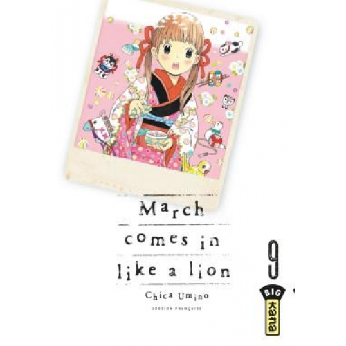March comes in like a lion Tome 9