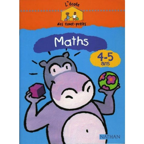 Maths 4-5 ans