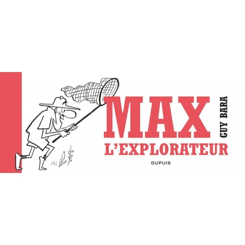 Max l'explorateur