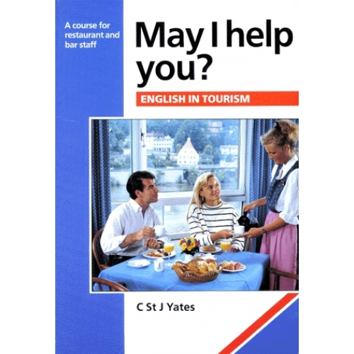 MAY I HELP YOU ? Christopher St J Yates