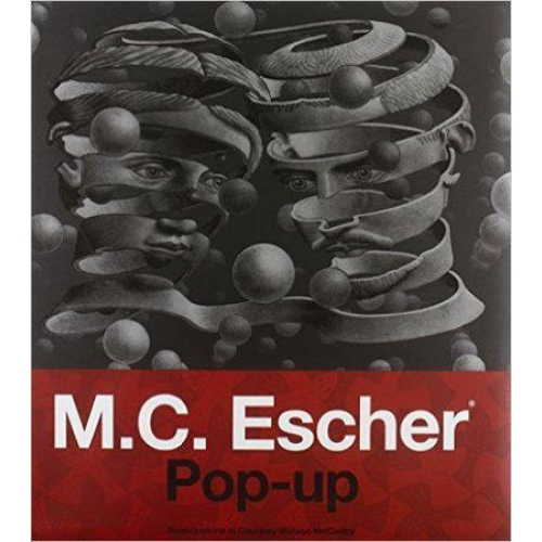 M. C. Escher - Pop-up