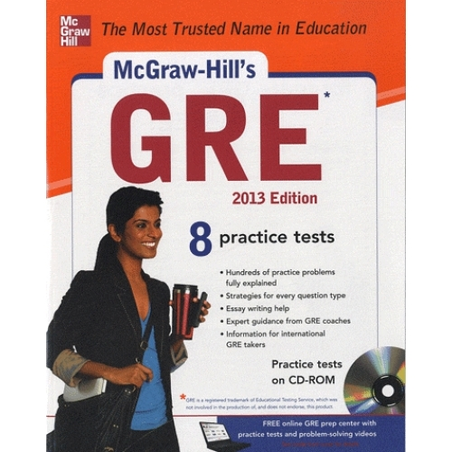 McGraw-Hill's GRE 2012