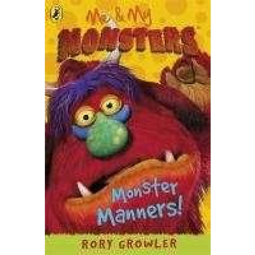 Me & my monsters: monster manners