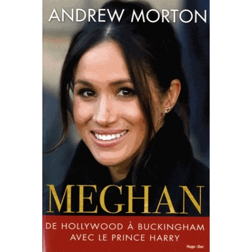 Meghan de Hollywood à Buckingham