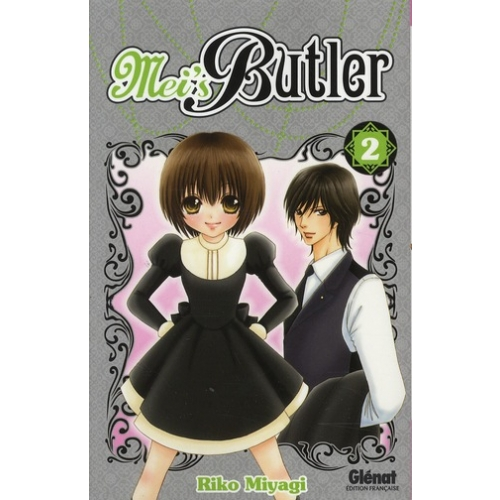 Mei's Butler Tome 2