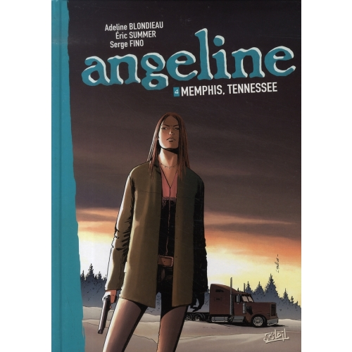 Angeline Tome 4 - Memphis, Tennessee