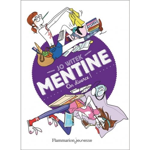 Mentine Tome 5 - On divorce !