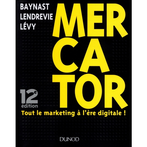 Mercator - Tout le marketing à l'ère digitale !
