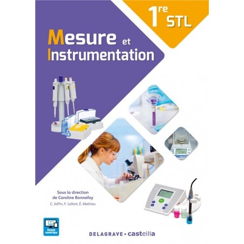 Mesure et instrumentation 1re STL