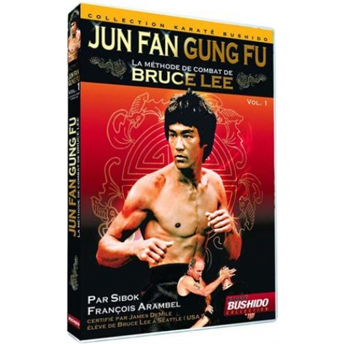METHODE DE COMBAT DE BRUCE LEE JUN FAN GUNG FU -