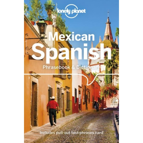MEXICAN SPANISH PHRASEBOOK & DICTIONARY