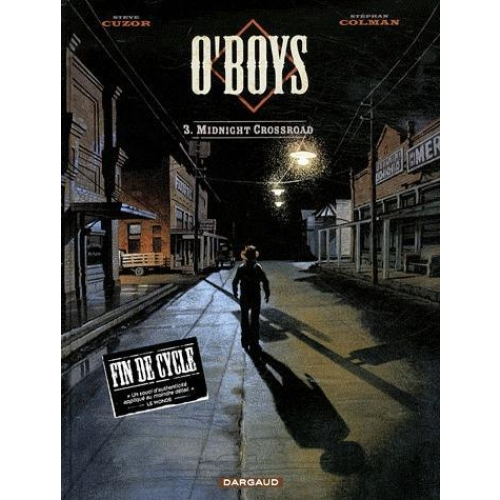 O'Boys Tome 3 - Midnight Crossroad