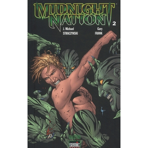 Midnight nation - Tome 2