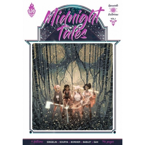Midnight Tales Tome 1