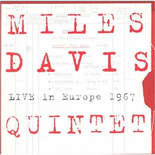 MILES DAVIS QUINTET LIVE IN EUROPE 1967  BEST OF THE BOOTLEG SERIES VOL. 1