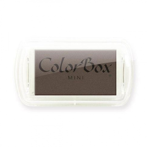 Mini encreur Colorbox - marron