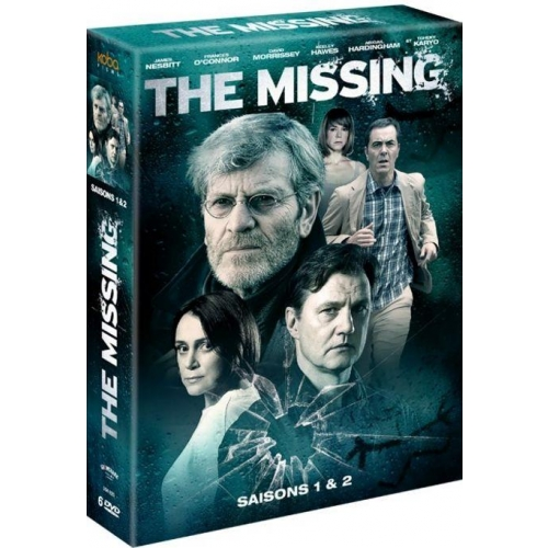 MISSING (THE) : SAISONS 1 ET 2 - COFFRET 6 DVD