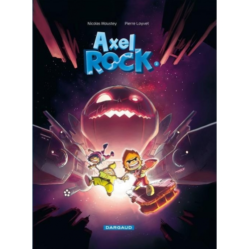 Axel Rock Tome 2 - Mission Astérovore