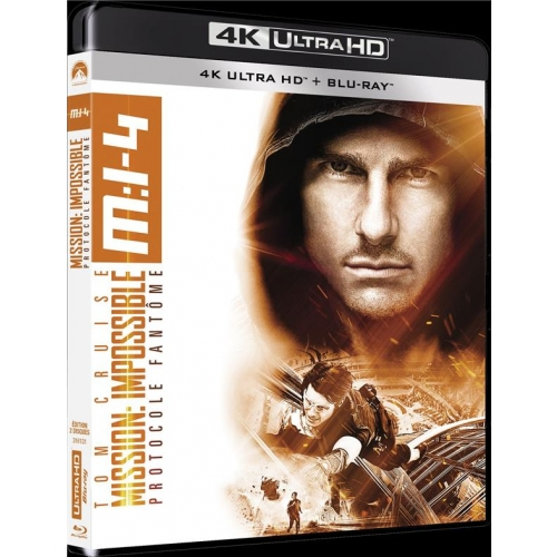 MISSION IMPOSSIBLE : PROTOCOLE FANTOME 4K