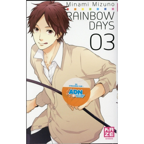 Rainbow Days Tome 3
