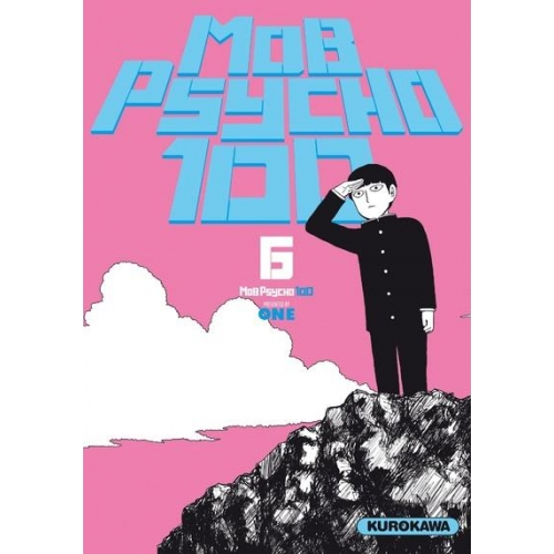 Mob psycho 100 Tome 6