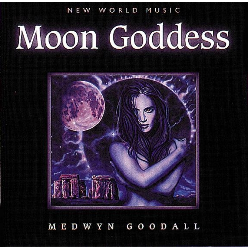 MOON GODDESS (CD)