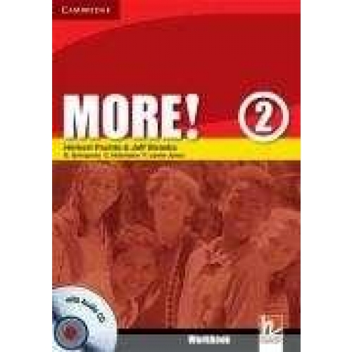 More 2. - Workbook with Audio CD