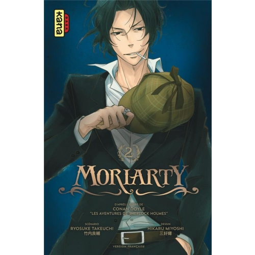 Moriarty Tome 2
