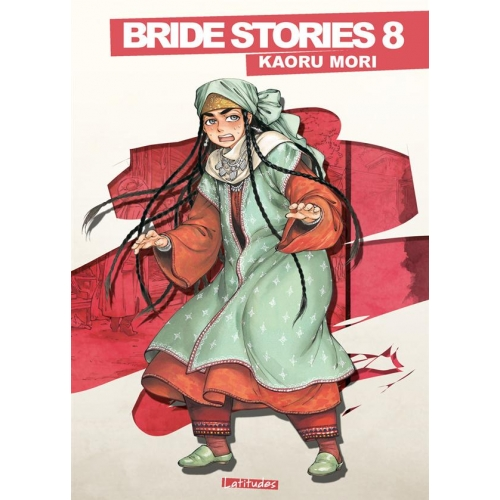Bride Stories Tome 8